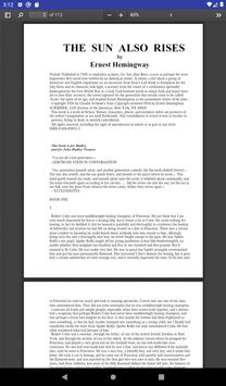 Mini Pdf Reader & Viewer (Ads Free) screenshot 23