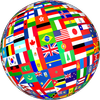 Countries of the World - reference and quiz-icoon