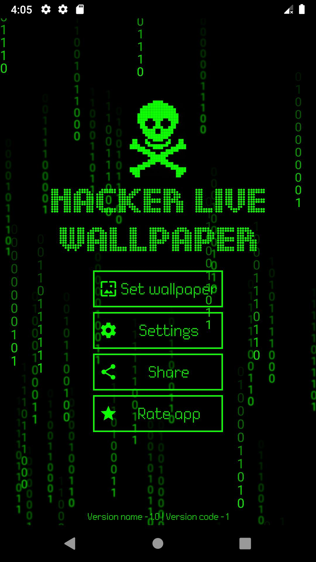 Hacker Live Wallpaper For Android Apk Download