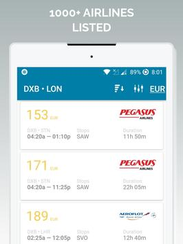 Air Ticket Booking screenshot 6