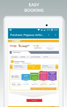 Air Ticket Booking screenshot 14