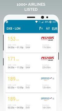 Air Ticket Booking screenshot 1