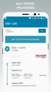Air Ticket Booking screenshot 2