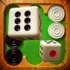 Backgammon icono