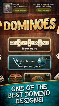 Dominoes poster