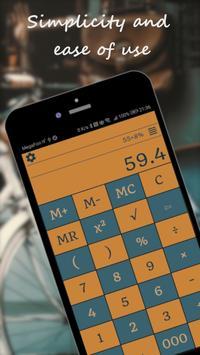 Kalkulator screenshot 1