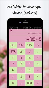 Kalkulator screenshot 2