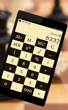 Calculatrice capture d'écran 20