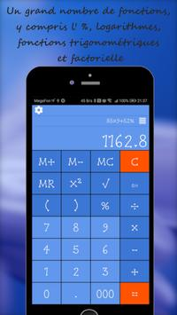 Calculatrice capture d'écran 3