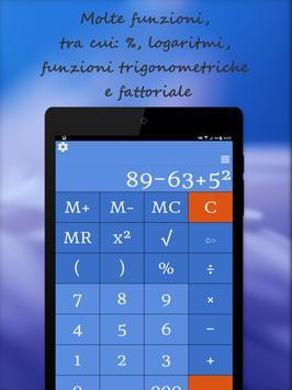 11 Schermata Calcolatrice