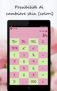 18 Schermata Calcolatrice