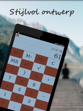 Rekenmachine screenshot 8