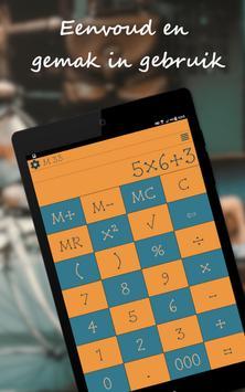 Rekenmachine screenshot 17