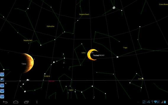 Astroviewer 3D screenshot 1