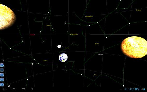 Astroviewer 3D screenshot 2