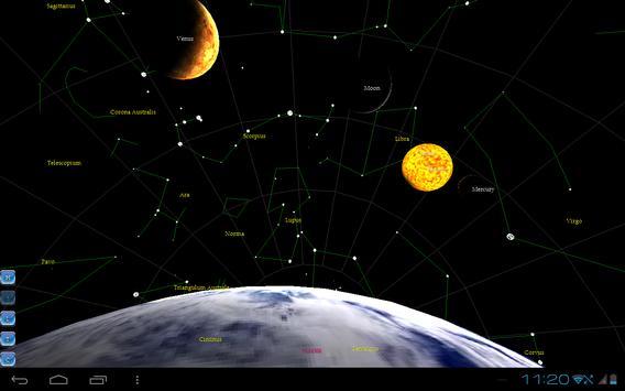 Astroviewer 3D screenshot 3