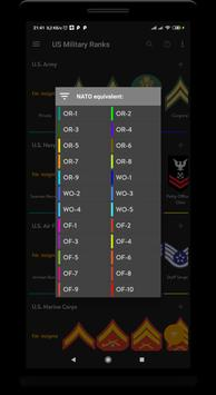US military ranks screenshot 5