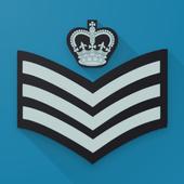 British military ranks icon