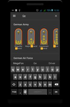 Germany military ranks screenshot 2