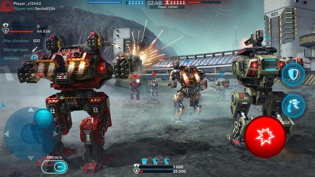 Robot Warfare screenshot 11