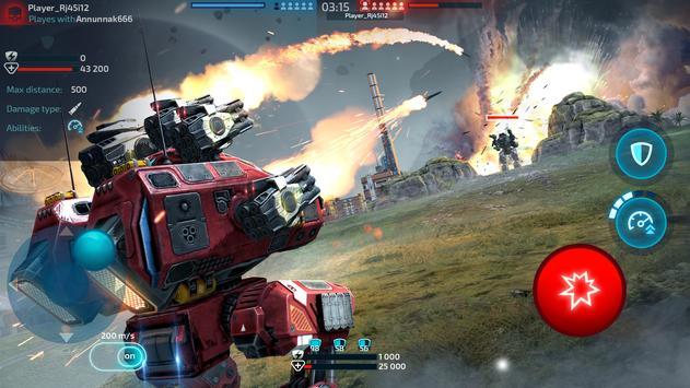 Robot Warfare screenshot 1