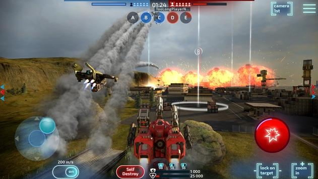 Robot Warfare screenshot 22
