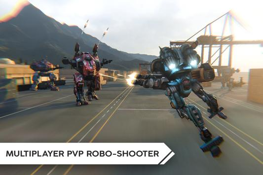 Robot Warfare screenshot 5
