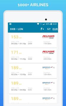 Cheap Flights captura de pantalla 11