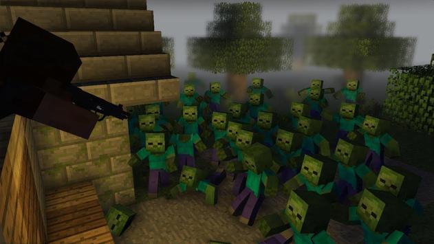 Zombie Apocalypse screenshot 1