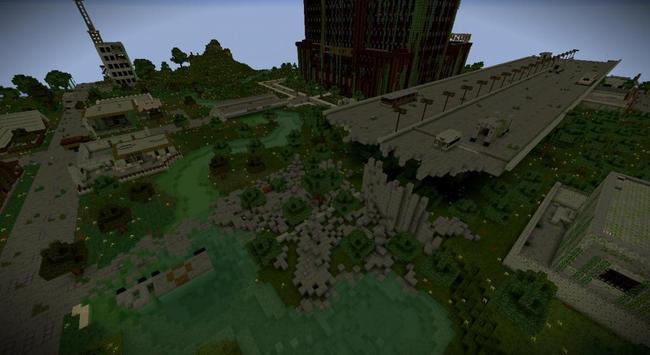 Zombie Apocalypse screenshot 2