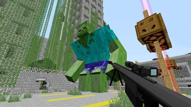 Zombie Apocalypse screenshot 3