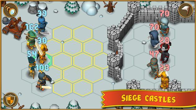 Heroes : A Grail Quest Ekran Görüntüsü 13