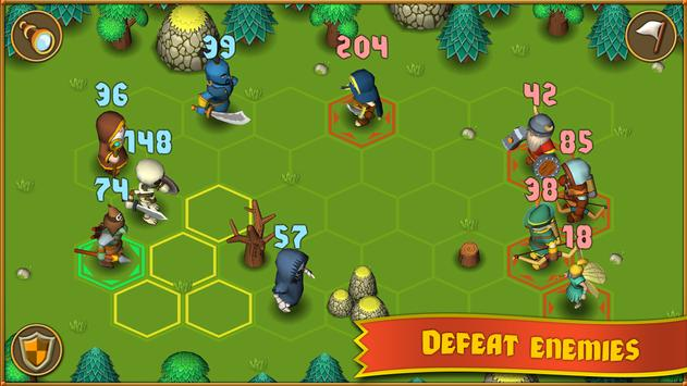 Heroes : A Grail Quest Ekran Görüntüsü 2