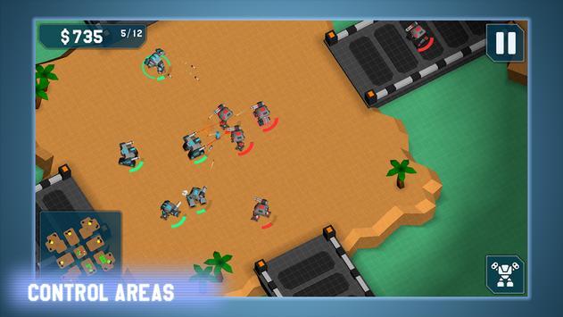 MechCom - 3D RTS スクリーンショット 13