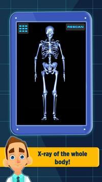 Full Body Doctor Simulator Plakat