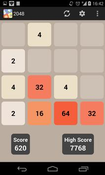 2048 screenshot 4