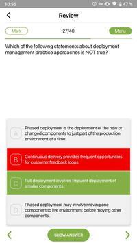 ExamMobile: ITIL 4 Foundation screenshot 5