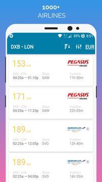 Discount Flights screenshot 1