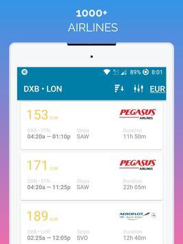 Discount Flights screenshot 7