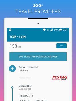 Discount Flights screenshot 8