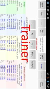 English Tenses Big Table screenshot 4