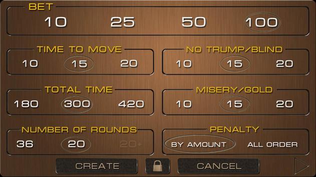 Poker raspisnoy Online screenshot 1