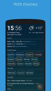 AIO Launcher screenshot 3