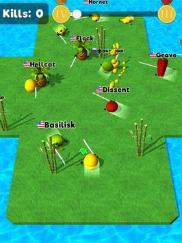Sliced.io 🍉⚔️🥑 Juicy Fruit Arena screenshot 19