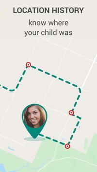 KidControl: GPS locator for parental control تصوير الشاشة 3