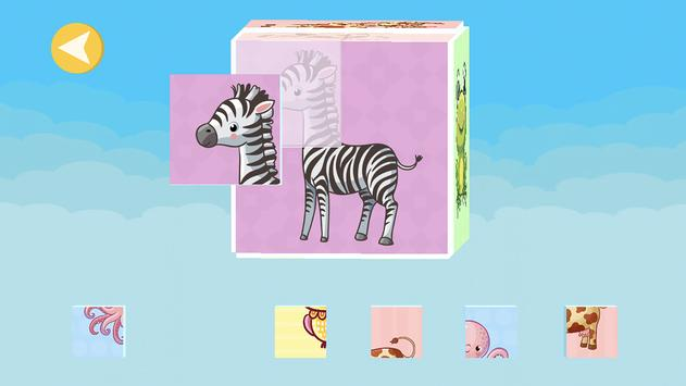 Baby puzzles screenshot 2