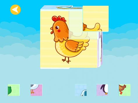 Baby puzzles screenshot 8