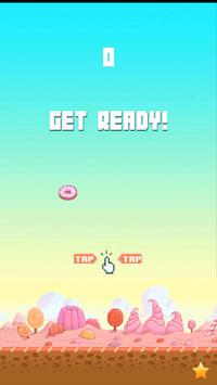 Flappy Donut poster