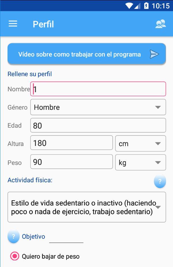 Calculadora de calorías HiKi for Android - APK Download