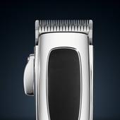 Hair clipper. Simulator. icon
